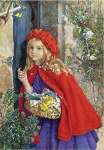 Isabel Oakley Naftel Красная Шапочка