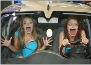 фем женщины водители