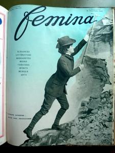 фем женщины на открытках 1888 года